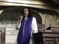 Palm Sunday Pastor preaching