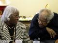 Pastor Emeritus and Mrs. Johnson