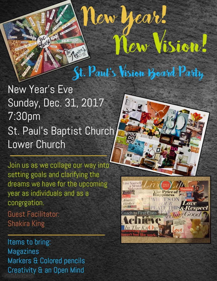 Vision Board Party and Brunch, Tampa FL - Jan 12, 2019 ... |Events Vision Board